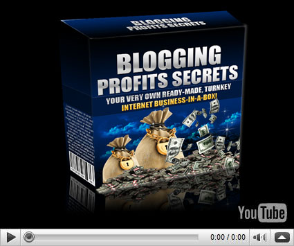 Blogging Profits Secrets Review By Andrew Mayers