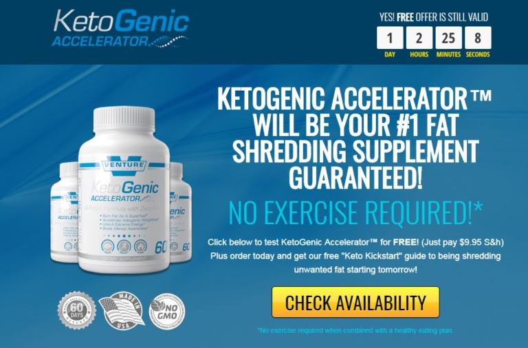 Ketogenic Accelerator Review – Will this be your Fat destroying supplements?