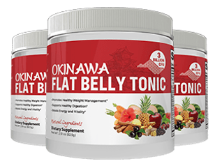Okinawa Flat Belly Tonic Reviews - Scam or Powder-Based Drink Recipe Works?